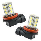 ORACLE H11/H9 18 LED Bulbs (Pair)