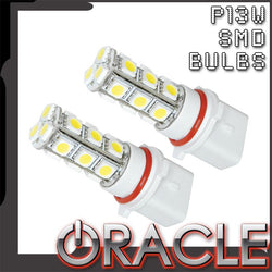 ORACLE P13W 18 LED Bulbs (Pair)