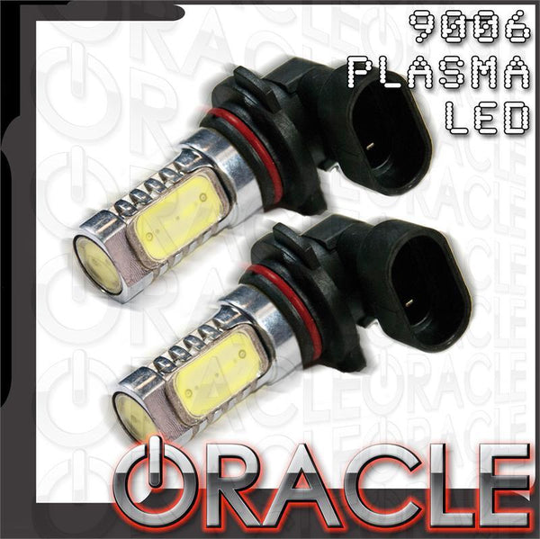 9006 Plasma LED Bulbs (PAIR)