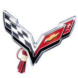 2014-2019 CHEVROLET C7 CORVETTE ORACLE REAR ILLUMINATED EMBLEM RED 3655-003