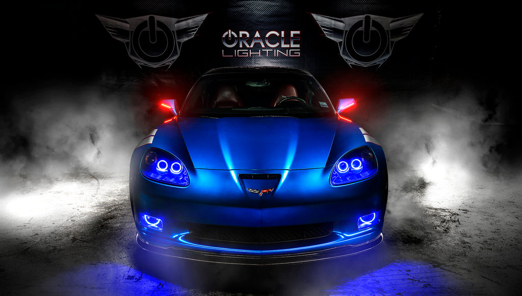 Oracle Chevy Corvette C6 Concept Side Mirrors Oracle Lighting