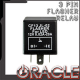 ORACLE 3 Pin Flasher Relay