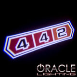 Olds 442 ORACLE GOBO LED Door Light Projector