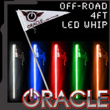 ORACLE Off-Road 4ft LED Whip - Single Color