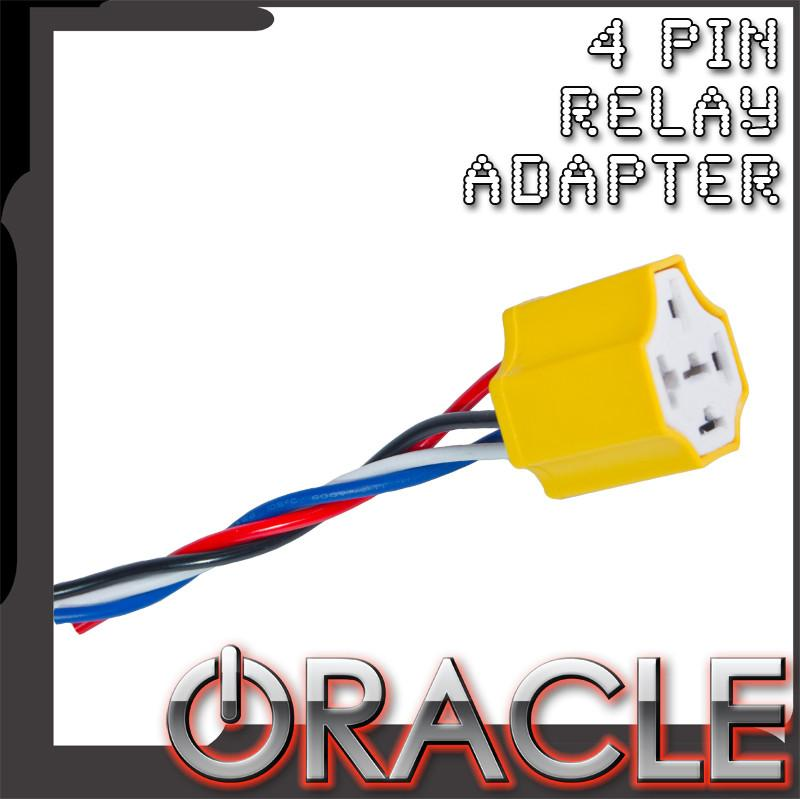 ORACLE 4 Pin Relay Adapter on