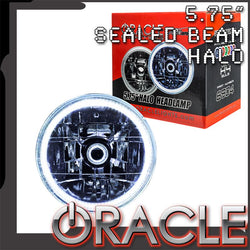 "ORACLE Pre-Installed 5.75"" H5006/PAR46 Sealed Beam Headlight - Cadillac"