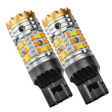ORACLE 7443-CK LED Switchback High Output Can-Bus LED Bulbs (Pair)