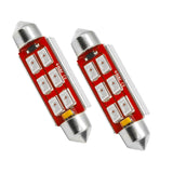 ORACLE 44MM 6 LED 3-Chip Festoon Bulbs (Pair)