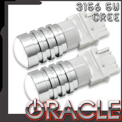 ORACLE Chevrolet C6 Corvette Hi-Output LED Reverse 3156 5W CREE LED Bulbs