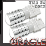 2005-2013 Chevrolet C6 Corvette ORACLE Hi-Output LED Reverse 3156 5W CREE LED Bulbs