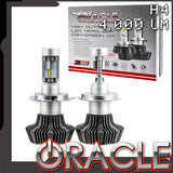 ORACLE H4 4,000+ Lumen LED Headlight Bulbs (Pair)