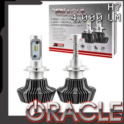 ORACLE H7 4,000+ Lumen LED Headlight Bulbs (Pair)