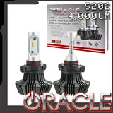 2010-2013 Chevy Camaro Non-Rs ORACLE 5202 4,000+ Lumen LED Fog Light Conversion Kit