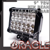 "ORACLE Off-Road 9"" 72W Mix Beam LED Light Bar"