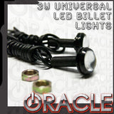 3W Universal CREE LED Billet Bolt Lights (Pair)