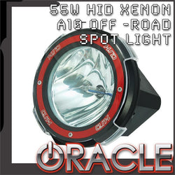 ORACLE Off-Road A10 55W HID Xenon Spot Light - CLEARANCE