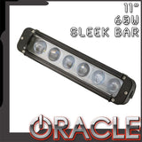 "ORACLE Off-Road 11"" 60W Sleek LED Light Bar - CLEARANCE"