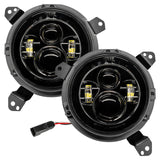 "ORACLE Jeep Wrangler JL 7"" High Powered LED Headlights (Pair)"