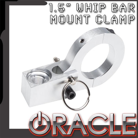 ORACLE Off-Road 1.5 Whip Bar Folding Mount Clamp