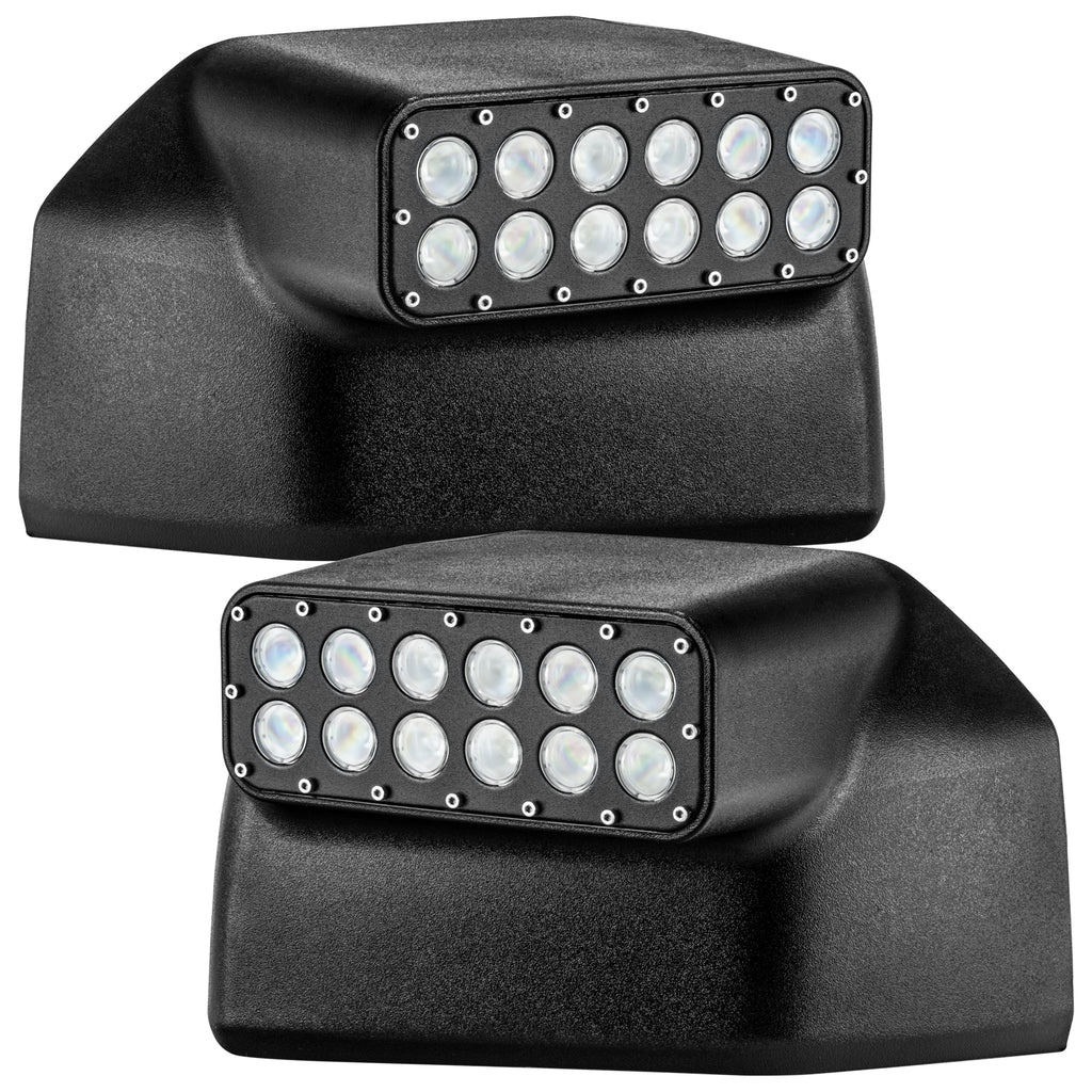 Oracle 2015 2018 Ford F150 Led Off Road Side Mirrors