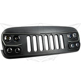 ORACLE Lighting VECTOR™ Series Full LED Grill- Jeep Wrangler JK