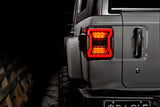 "ORACLE Jeep Wrangler JL ""Black Series"" LED Tail Lights"