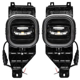 ORACLE Lighting 2005-2007 Ford Superduty High Powered LED Fog (Pair)
