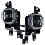ORACLE Lighting 2008-2010 Ford F-250/F-350 Super Duty High Powered LED Fog Light(Pair)