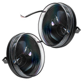 ORACLE Lighting 2007-2014 GMC Sierra 1500/2500/3500 High Powered LED Fog (Pair)