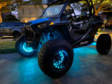 ORACLE Lighting LED Illuminated Wheel Rings - UTV, ATV & SXS Vehicles