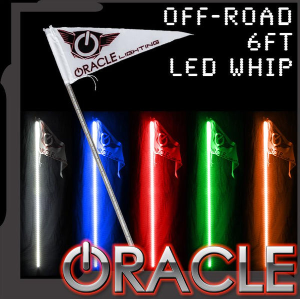 ORACLE Off-Road 6ft LED Whip