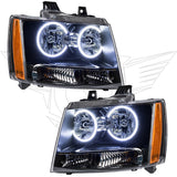 2007-2014 Chevy Avalanche Pre-Assembled Headlights