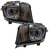 2010-2013 Chevy Camaro Non RS Pre-Assembled Headlights
