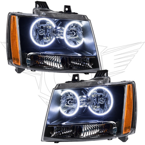 2007-2014 Chevy Tahoe Pre-Assembled Headlights