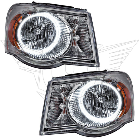 2007-2009 Chrysler Aspen Pre-Assembled Headlights