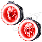 2008-2010 Dodge Challenger Pre-Assembled Fog Lights