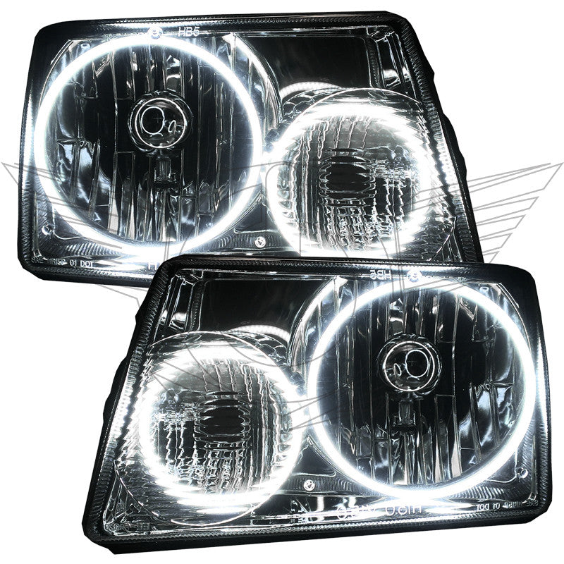 2001 2011 ford ranger pre assembled headlights oracle lighting oracle lighting