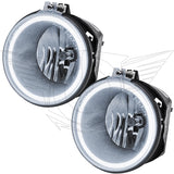 2005-2010 Jeep Grand Cherokee Pre-Assembled Fog Lights