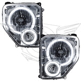 2008-2012 Jeep Liberty Pre-Assembled Headlights