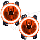 2007-2009 Jeep Wrangler JK Pre-Assembled Fog Lights