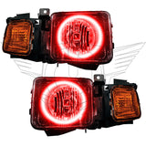 2006-2010 Hummer H3 Pre-Assembled Headlights