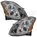 2004-2006 Nissan Maxima Pre-Assembled Headlights