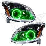 2007-2008 Nissan Maxima Pre-Assembled Headlights