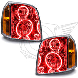 2007-2014 GMC Yukon Pre-Assembled Headlights