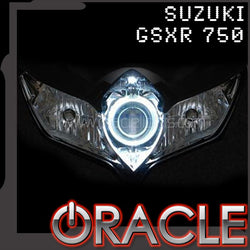 2007-2010 Suzuki GSXR 750 ORACLE Motorcycle Halo Kit