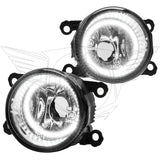 2005-2017 Nissan Frontier Pre-Assembled Fog Lights - (Chrome Bumper)
