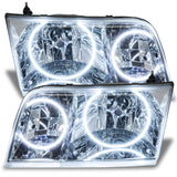 Ford Crown VictorIa White LED Headlight