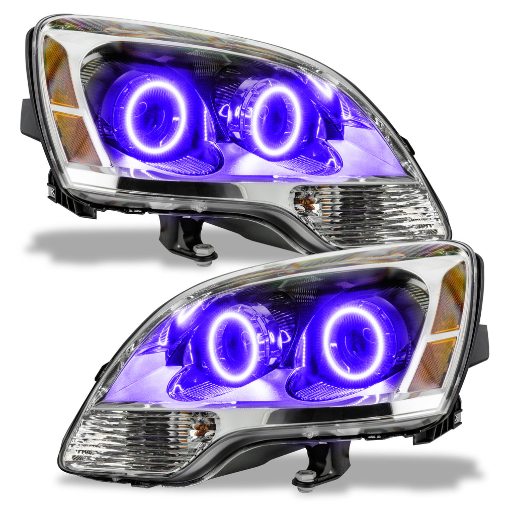 2008-2012 GMC Acadia Pre-Assembled Headlights
