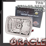 "1986-1997 Nissan Pickup ORACLE Pre-Installed 7x6"" H6054 Sealed Beam Headlight"