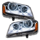 2008-2014 Dodge Avenger SE/SXT Pre-Assembled Headlights